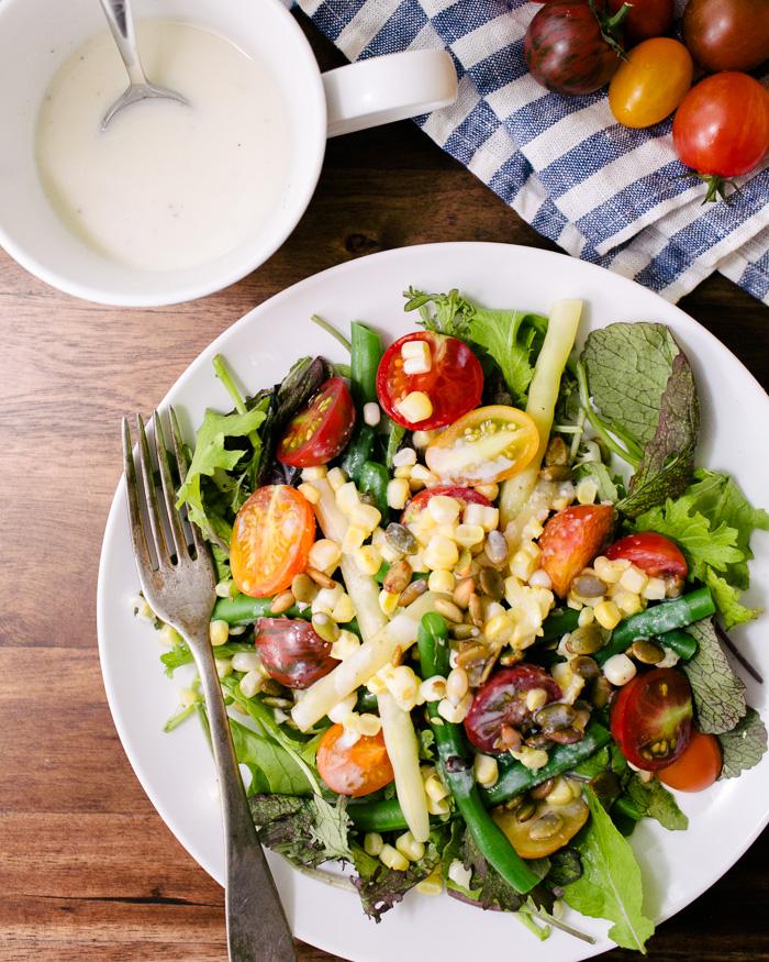 Summer-Salad-with-Sesame-Buttermilk-Dressing-002
