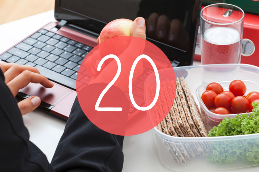 20-Ways-To-Stay-Healthy-At-Work