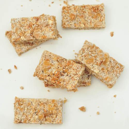 ... ://www.spabettie.com/2012/09/24/ginger-vanilla-protein-crunch-bars