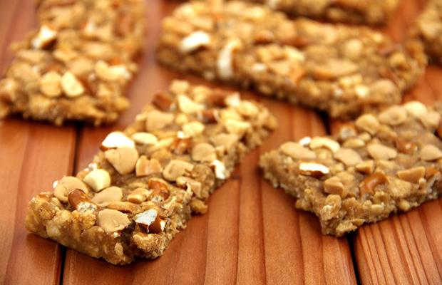 1. Peanut Butter Pretzel