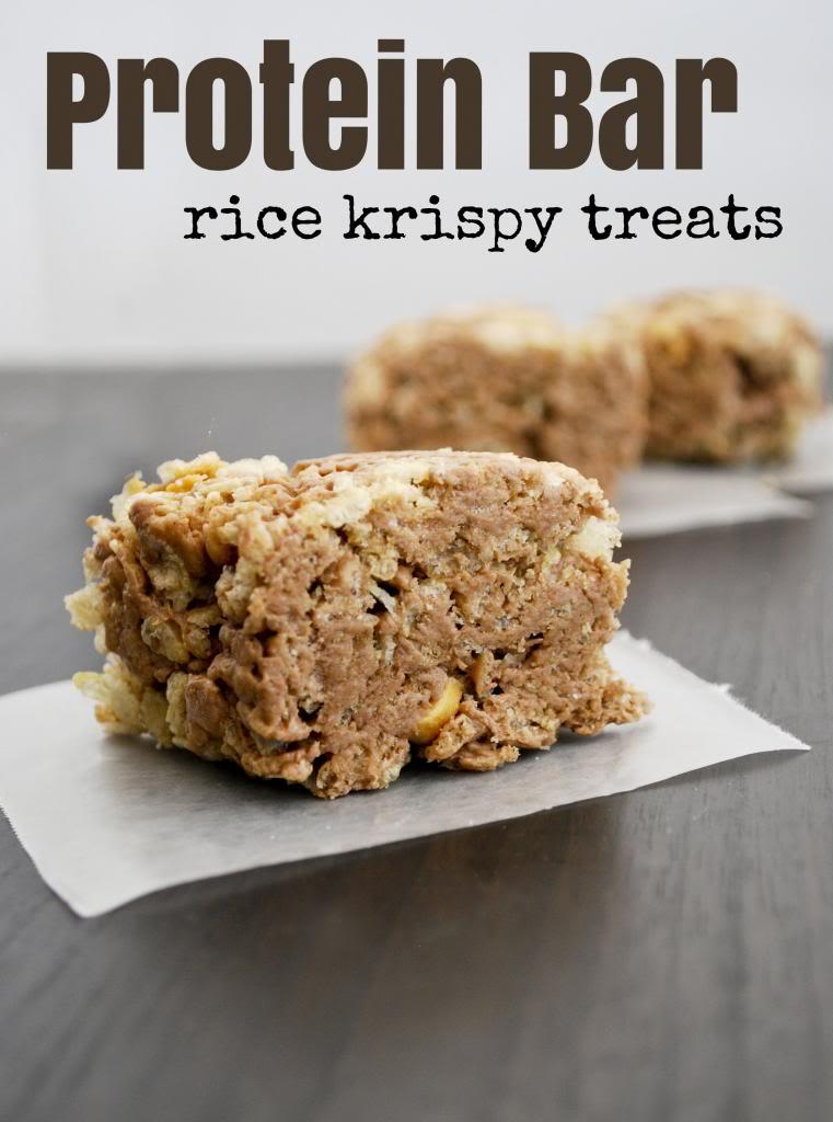 16. Rise Krispy Protein Treat