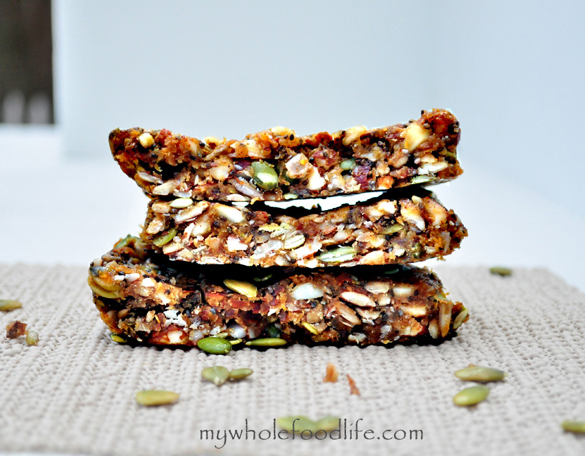 27. Maca Energy Bars