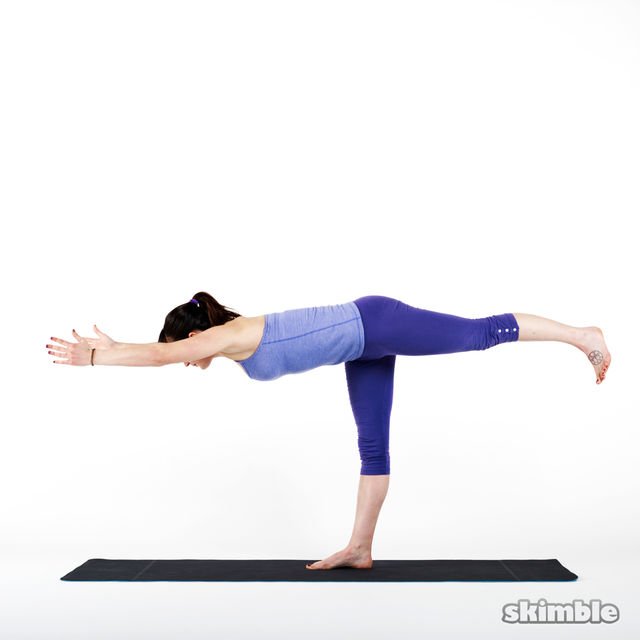 10 Balancing Stick 31 Best Yoga Poses To Help Increase Your Flexibility