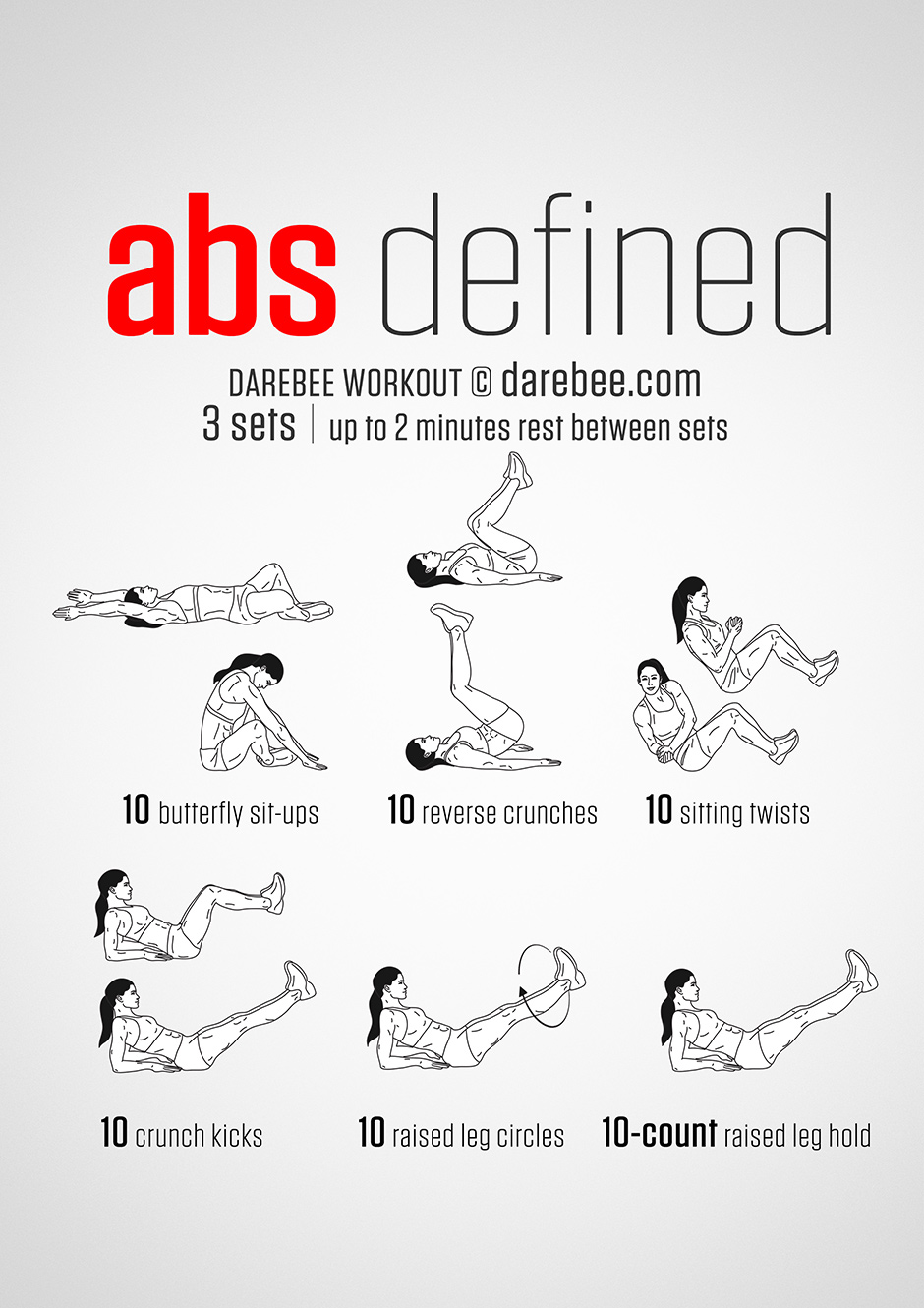 Exercises For Tummy Fat