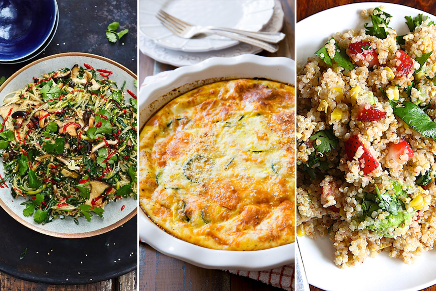 Healthy & Delicious Weight Loss Lunch Recipes For A Full Month!