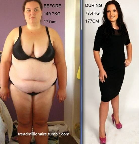 25 Sourced Weight Loss Transformations You Still Won't ...