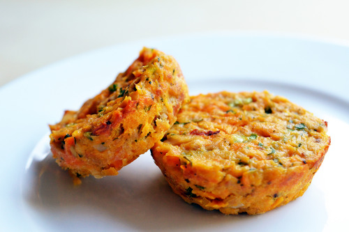 18. Spicy Tuna Cake