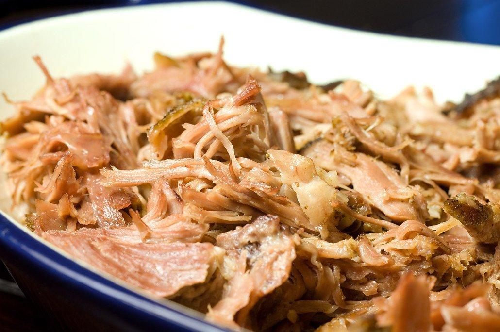 25. Pulled Pork