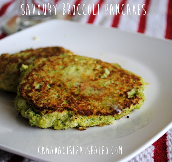 29. Broccoli Pancakes