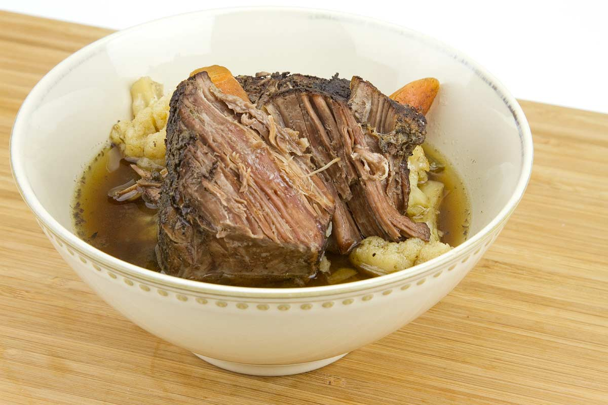 39. Crock Pot Roast