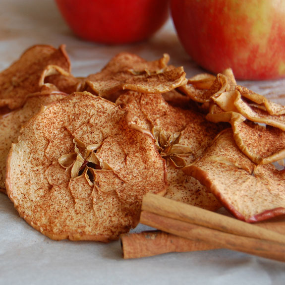 40. Apple Chips