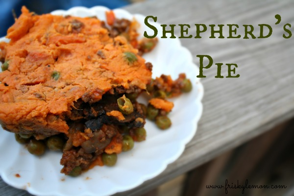 41. Shepherds Pie