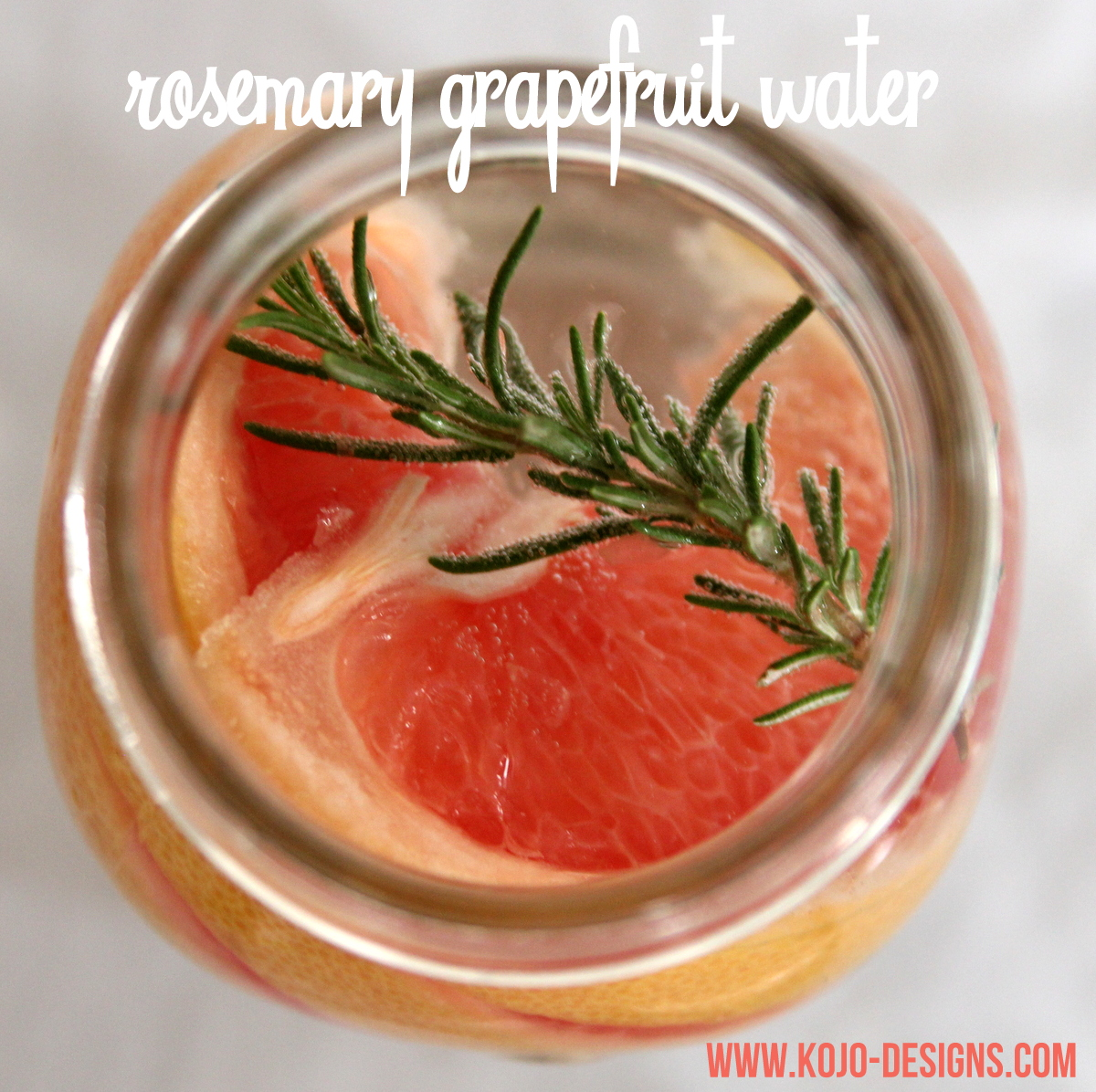 7. Rosemary & Grapefruit