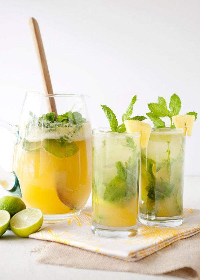 9. Pineapple Mint