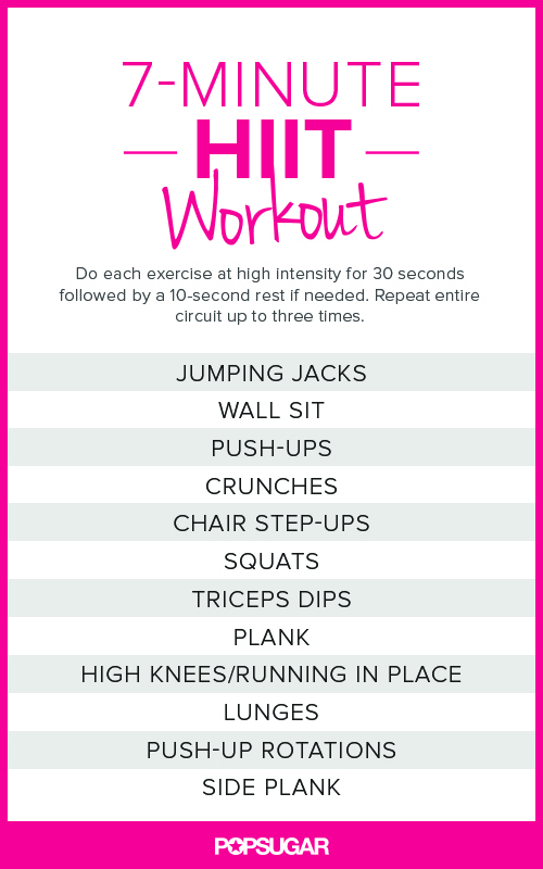Hiit Weight Loss Workouts That Will Shrink Belly Fat