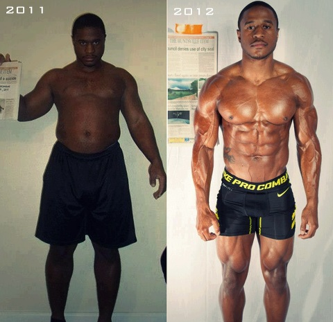 28 insane weight loss before and afters were they got