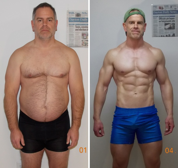 12 Older Weight Loss Transformations That Will Inspire You!