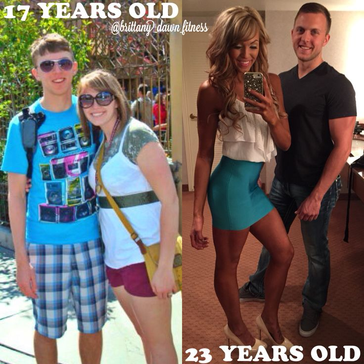 20 Couples Who Went Through Insane Weight Loss Transformations!
