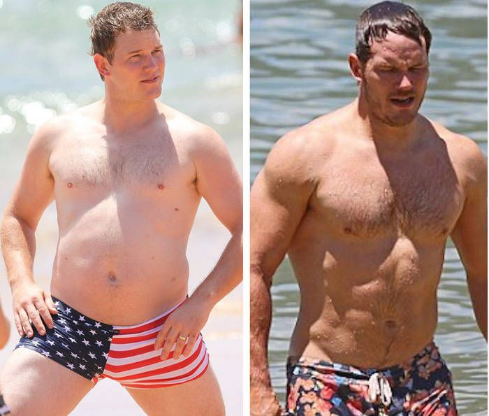 Weight Loss Before After Photos Chris | Male Models Picture