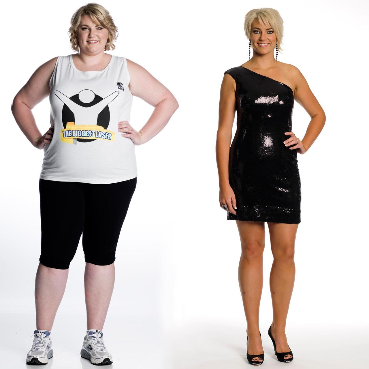 20 The Biggest Loser Weight Loss Transformations That Will ...