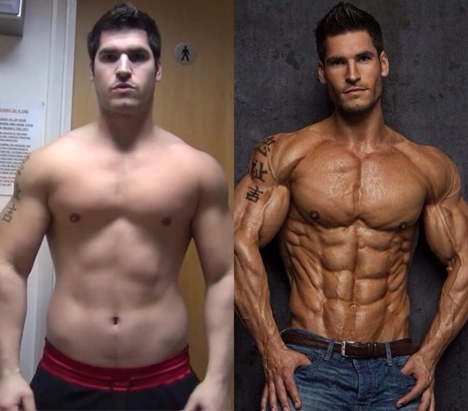 28 Insane Weight Loss Before And Afters Were They Got Ripped!