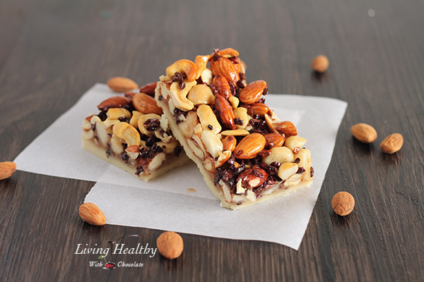 17. Honey Nut Bars
