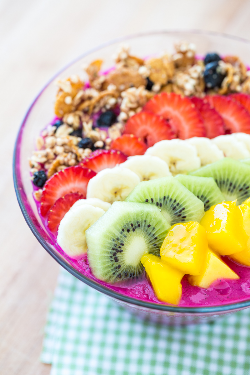21 Breakfast Smoothie Bowl Recipes To Help You Lose Weight