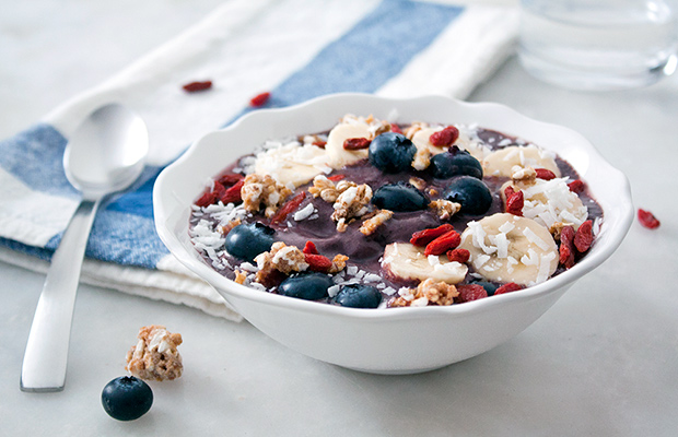 4. Acai Breakfast Bowl