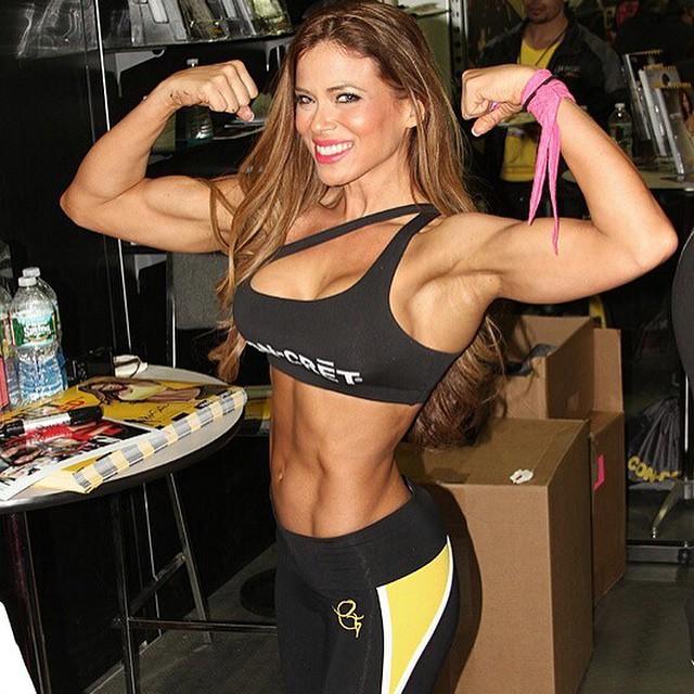 Topic simply Ana delia iturrondo fitness model