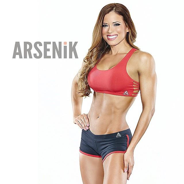 Opinion Ana delia iturrondo fitness model