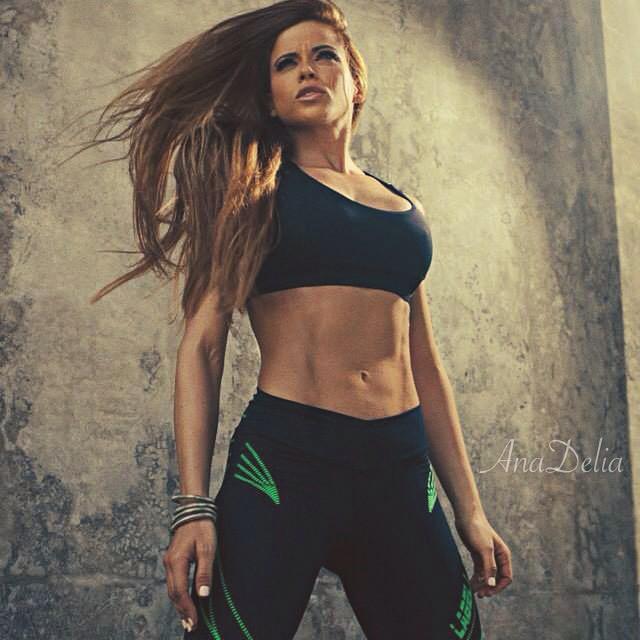 Ana delia iturrondo fitness model