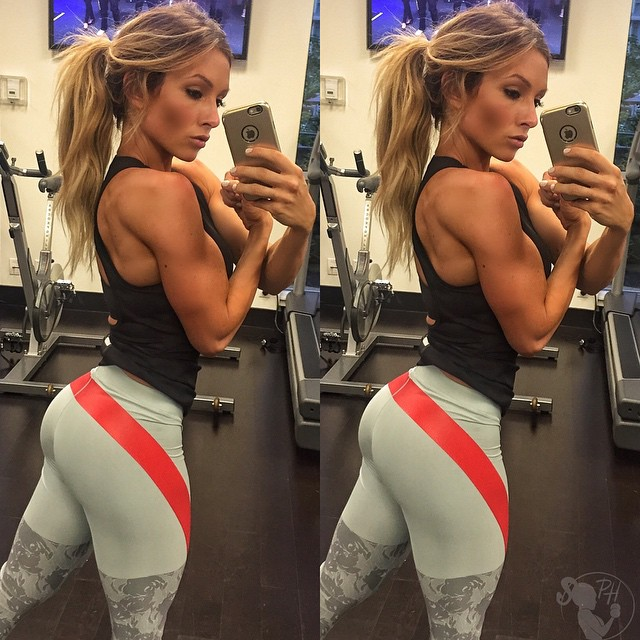 Ripped Fitness Model Paige Hathaway's Best 50 Instagram Pics!