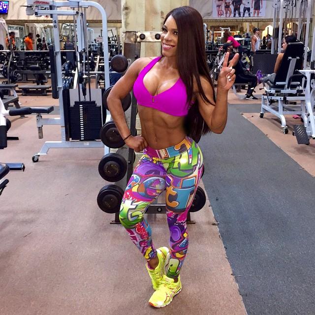 Yarishna Ayala17