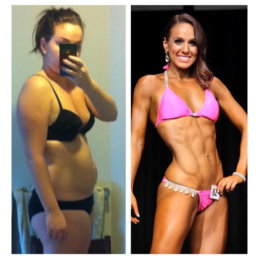 Sami Rose Weight Loss Transformation Abs