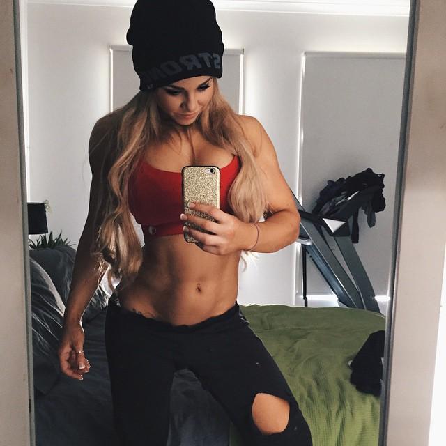 StephFitMum Stephanie Sanzo22