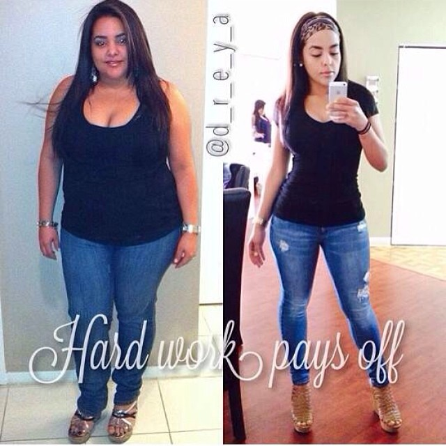 80 Weight Loss Transformations From Instagram That You ...