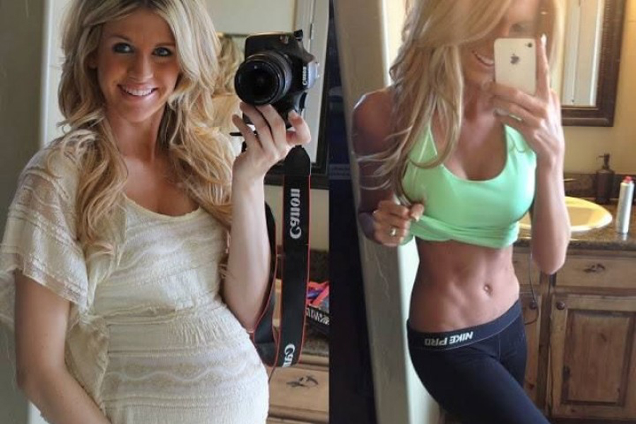 24 New Moms Weight Loss Transformations Losing Their Baby Weight!