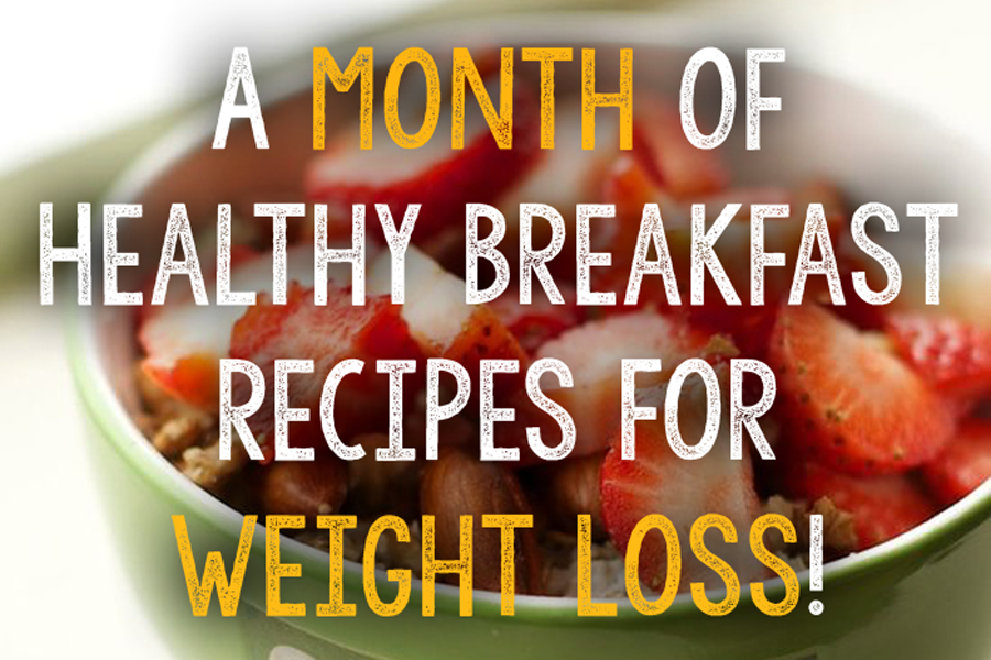 30-Weight-Loss-Breakfasts