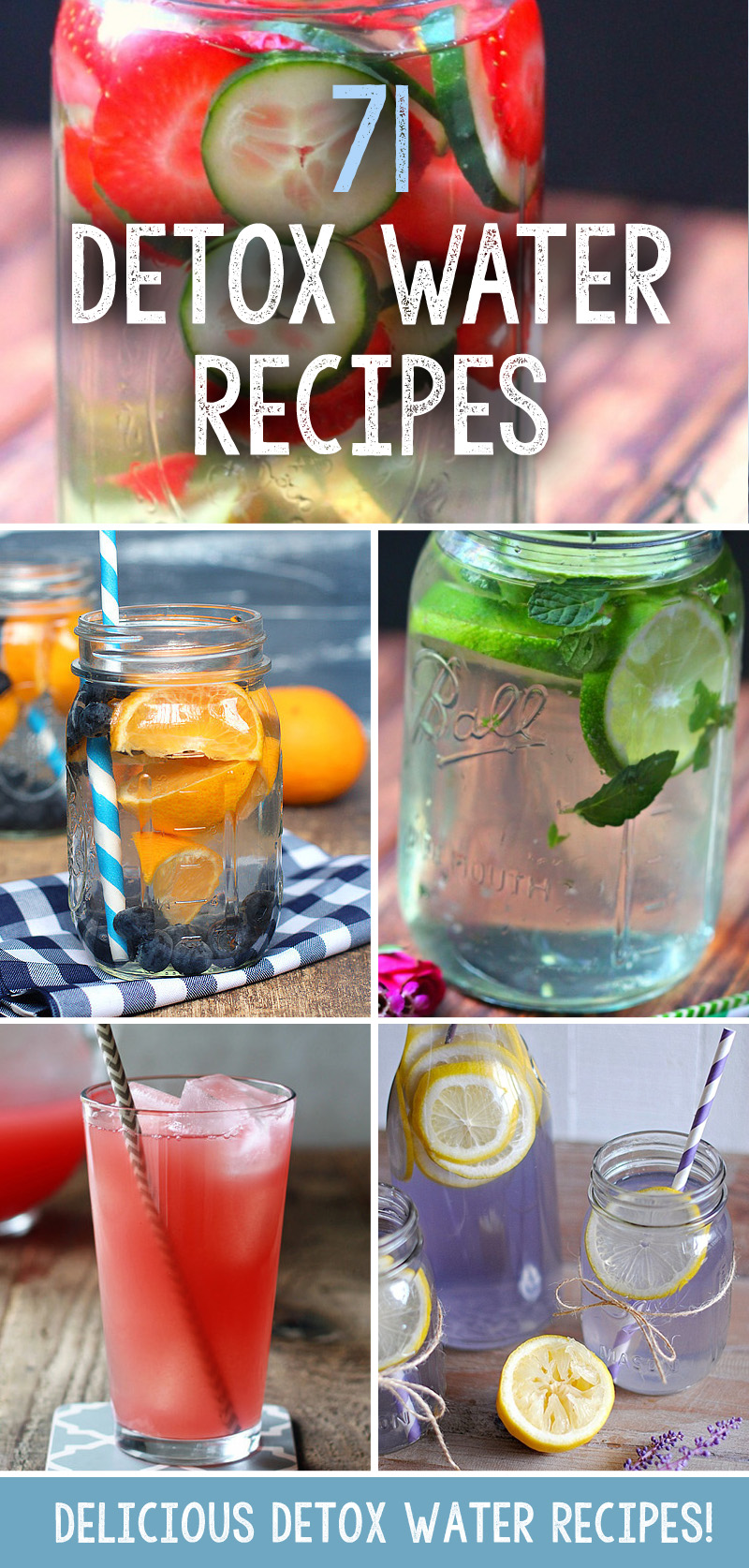 71WaterDetoxRecipes