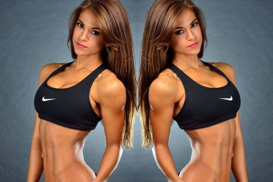 Ripped Fitness Model Angelica Kathleen's Best 40 Instagram Pics!