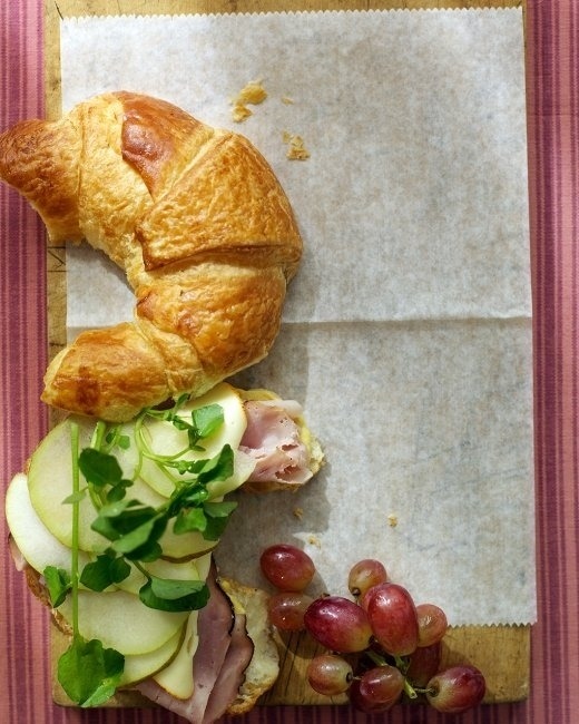 11. Ham and Cheese Croissant