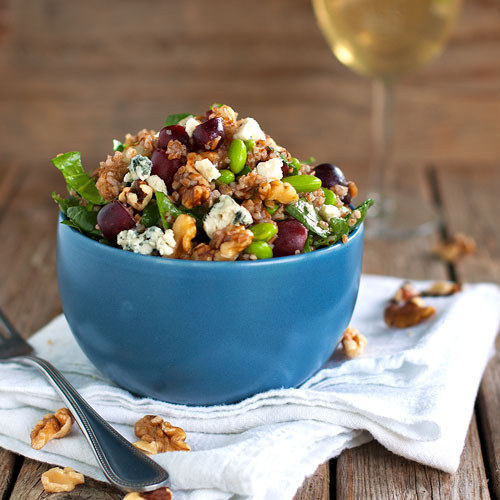 12. Honey Walnut Power Salad