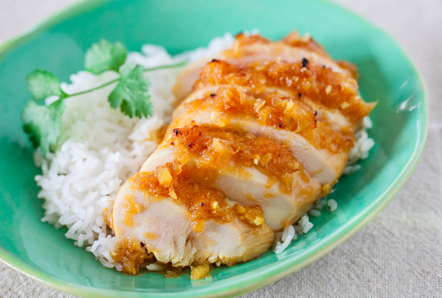 14. Pineapple Chicken Teriyaki