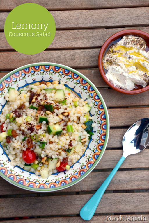 15. Lemony Couscous Salad copy