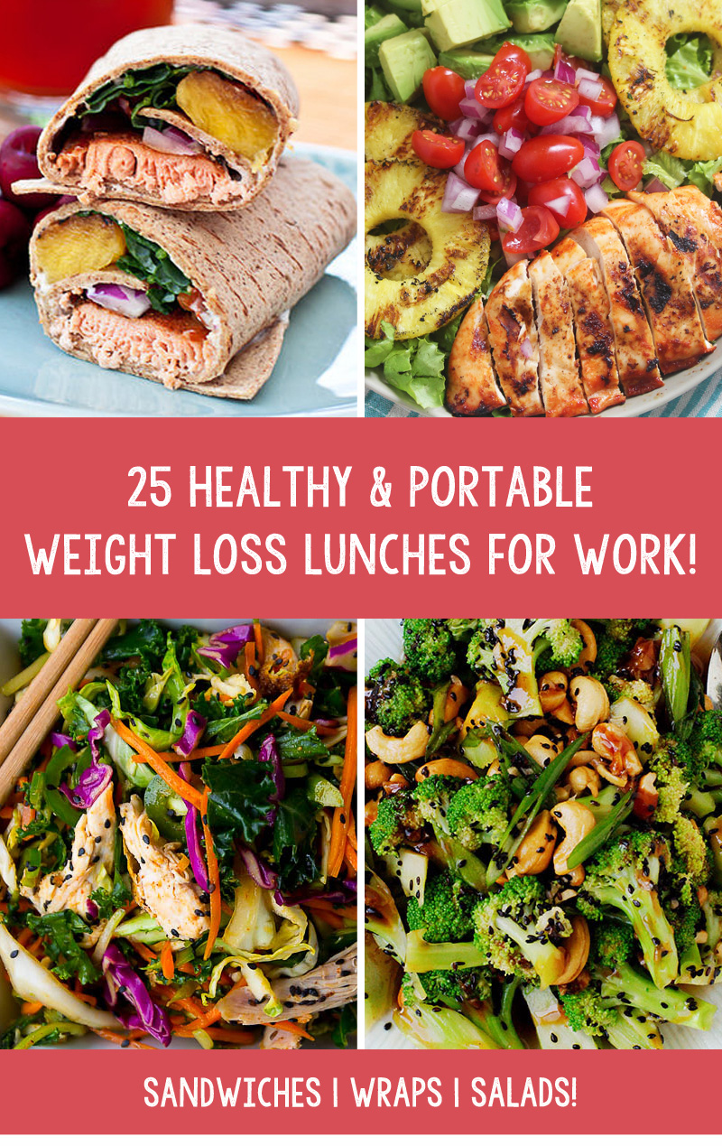 good lunches for weight loss