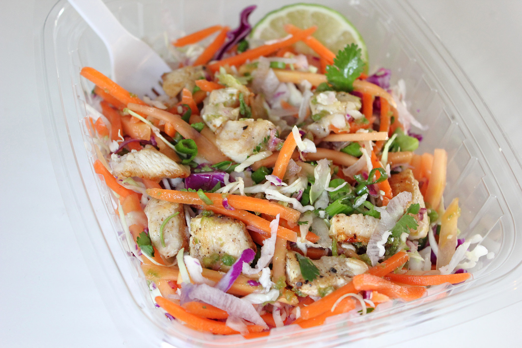Better Homemade 220-Calorie Citrus Chicken Salad