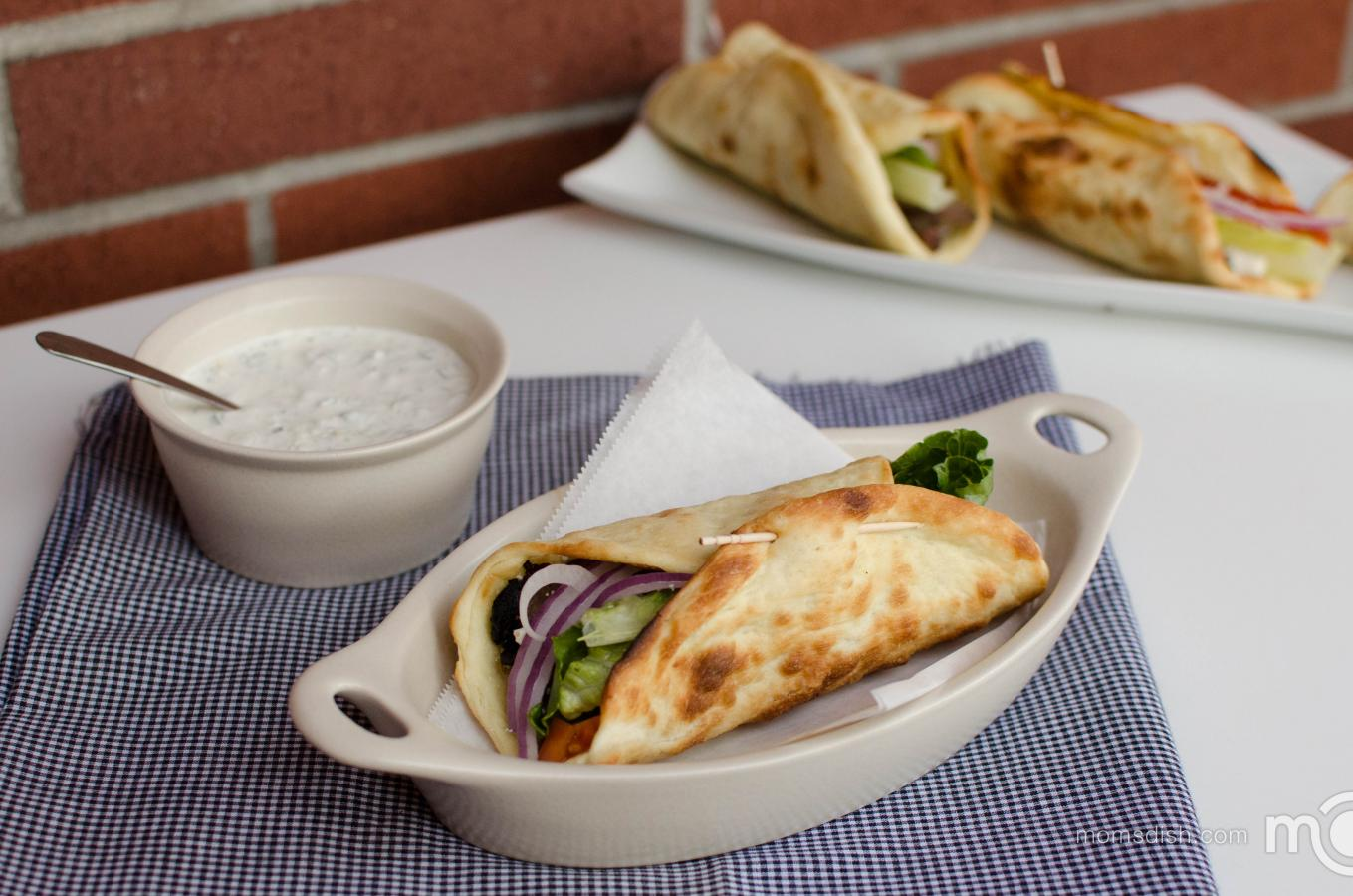 15. Gyro and Tzatziki Sauce Recipe