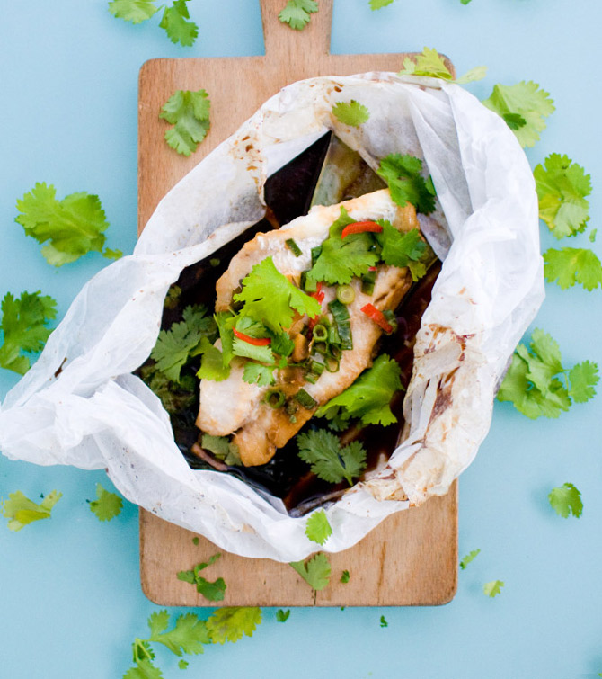 23 healthy fish recipes that are packed full of lean for Fish in a bag