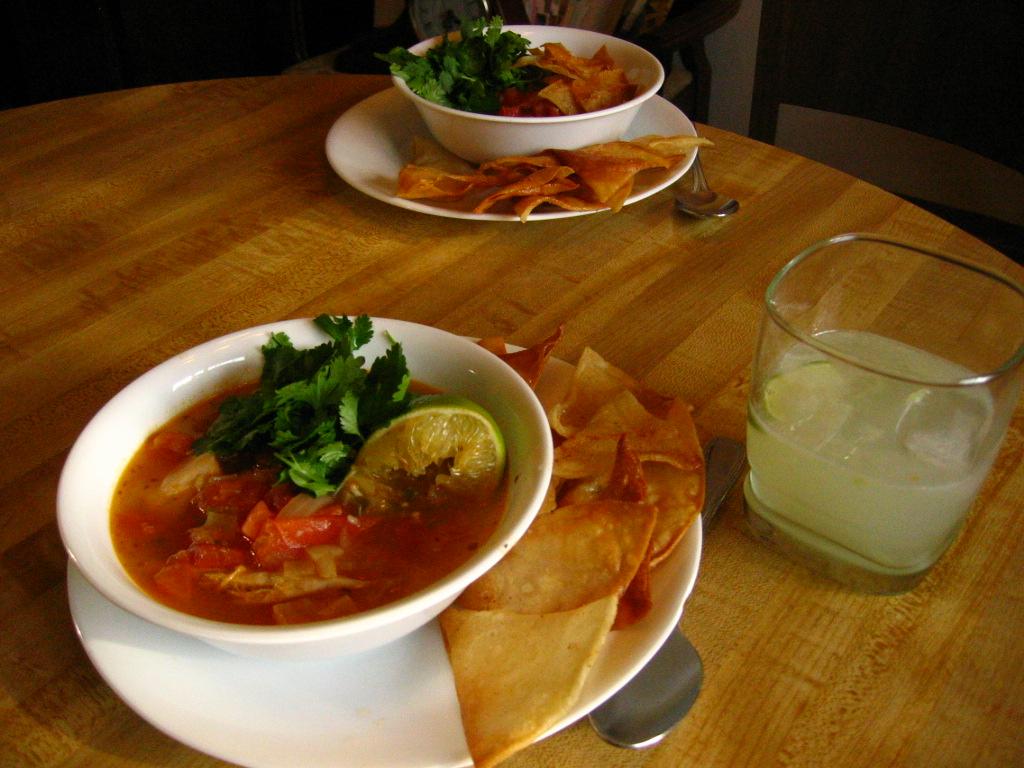 25. Easy Sopa de Lima