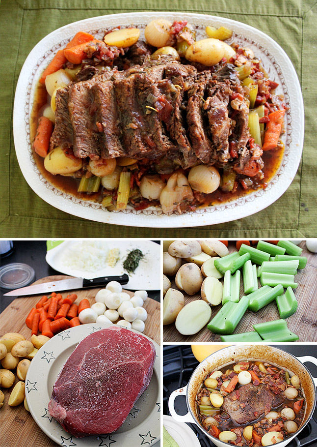 29. Yankee Pot Roast